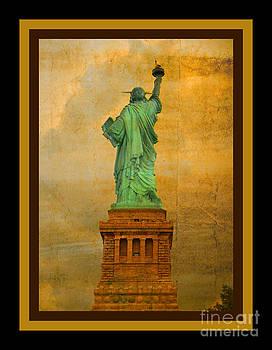 Statue of Liberty by Joseph J Stevens