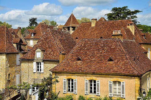 Limeuil en Perigord by Dany Lison