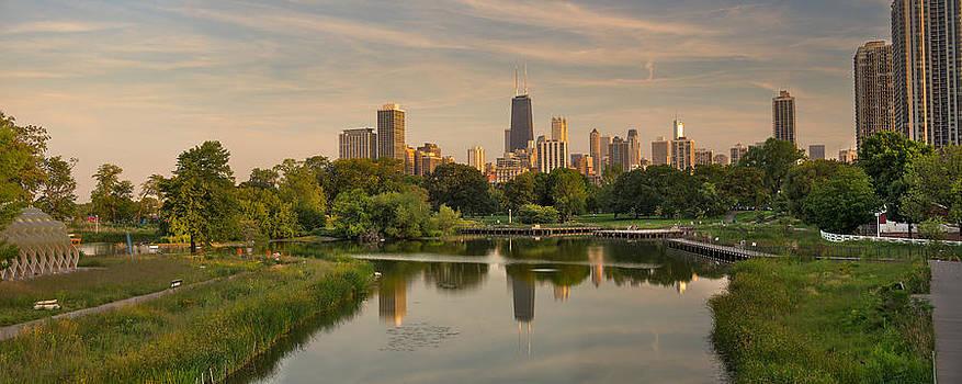 Steve Gadomski - Lincoln Park Lagoon Chicago