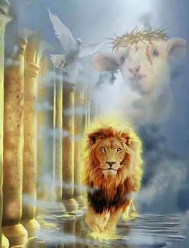 lion of Judah by Ricardo Colon
