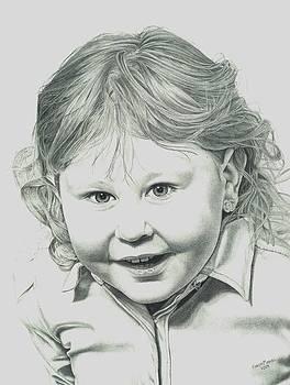 Little Girl by Karen E Marvel
