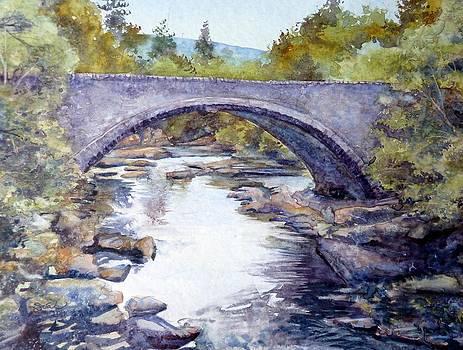 Little Scottish Bridge by Sarah Kovin Snyder