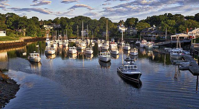 Steven Ralser - Lobster Boats - Perkins Cove - Maine