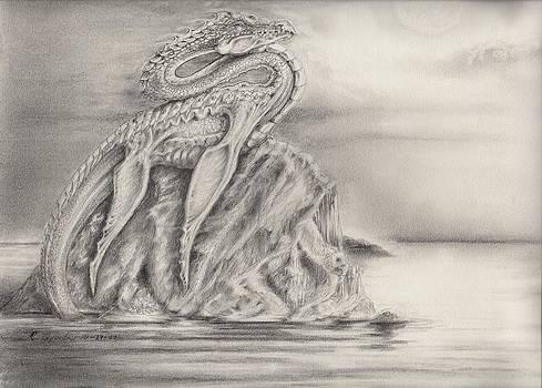 Loch Ness by Rudy Cepeda