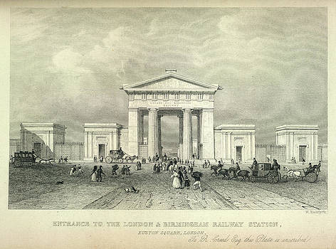 London And Birmingham Railway by British Library