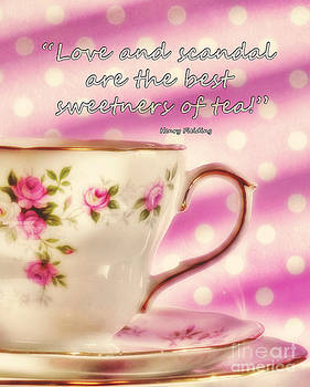 Love and Scandal.... by Karen Lewis