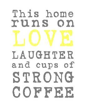 Jaime Friedman - Love and Strong Coffee