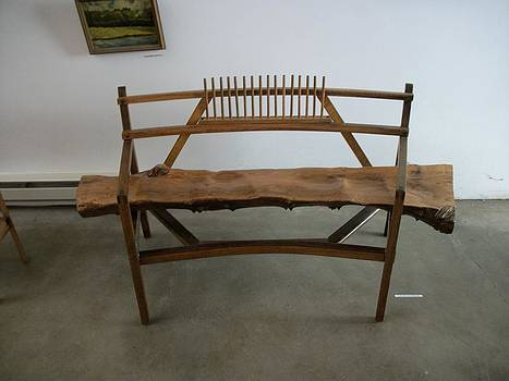 Love Seat by D Angus MacIver
