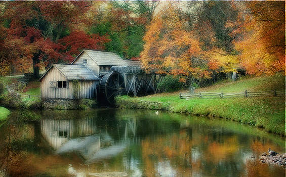 Mabry Mill by Joan Bertucci