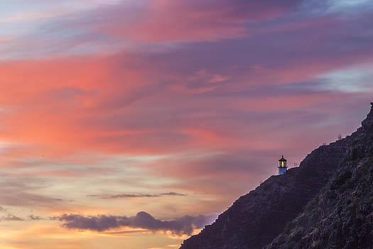 Makapuu Lighthouse 3 by Leigh Anne Meeks