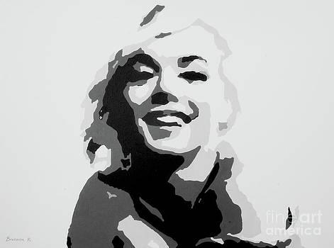 Marilyn Monroe by Katharina Filus