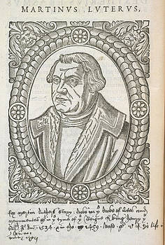 Martin Luther by British Library