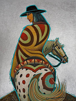 Maya by Carlos Sandoval