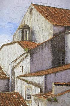 David Letts - Medieval Village of Obidos
