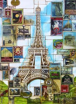 Memories of Paris by Joseph Sonday