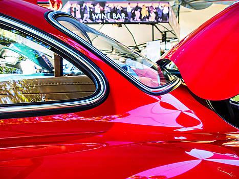 Mercedes Benz 300 SL by SM Shahrokni