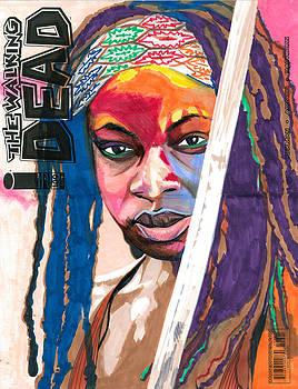 Michonne by Kyle Willis
