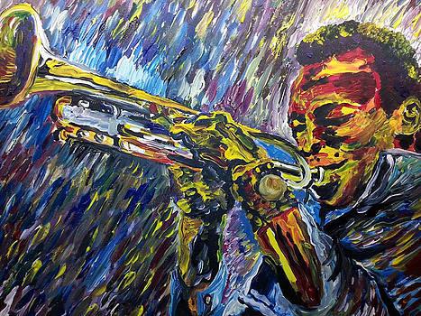 Miles Davis by GR Cotler
