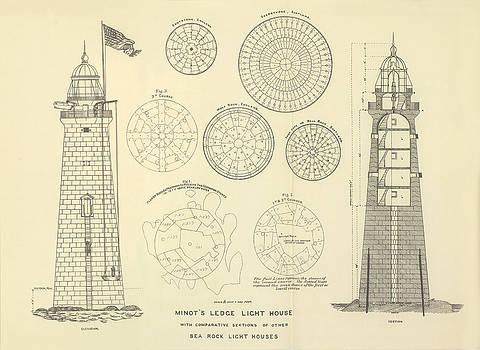 Jerry McElroy - Public Domain Image - Minots Ledge Lighthouse