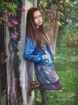 Missing You by Andrei Attila Mezei