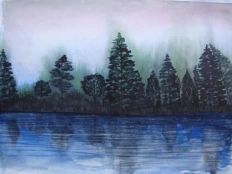 Misty Morning by Chip Picott