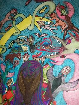 Monsters Paradise by Jonathon Hansen