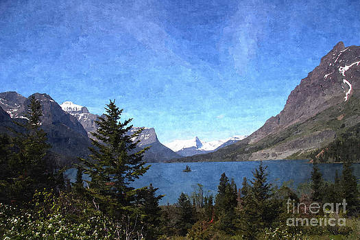 Montana by Larry Stolle