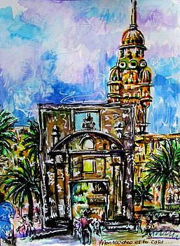Montevideo by Douglas Durand