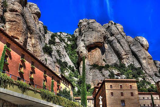 Isaac Silman - Montserrat Mountain
