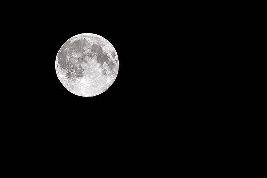 Moon by Giovanni Chianese