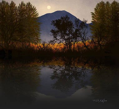 Frank Wilson - Moonlit Mountain Meadow