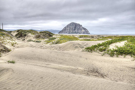 Morro Bay california by Jose M Beltran