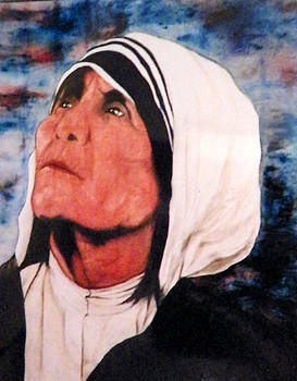 Mother Teresa by Steven Clayton