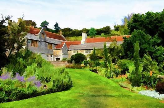 Mottistone Manor by Ron Harpham
