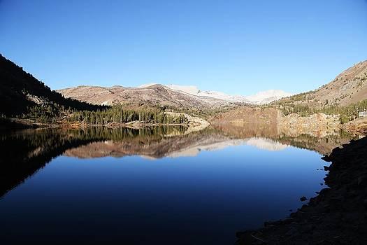 Mountain Lake by David Winge