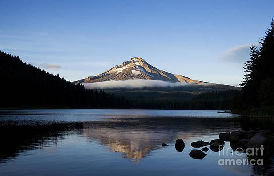 Charmian Vistaunet - Mt. Hood Reflection