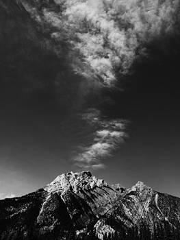 Mt. Lorette by Mick Logan