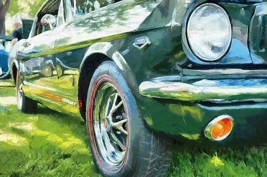 Mustang by Adam Vance