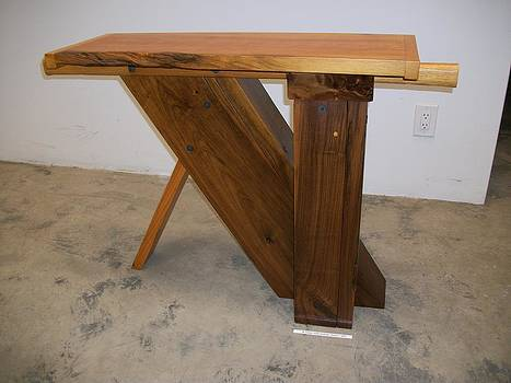 N Table by D Angus MacIver