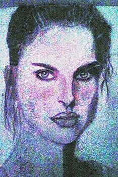Natalie Portman by Salomi Prakash