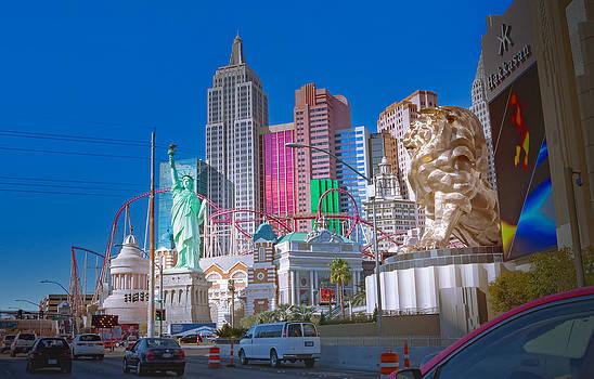 Daniel Furon - New York New York - M G M. Las Vegas 2