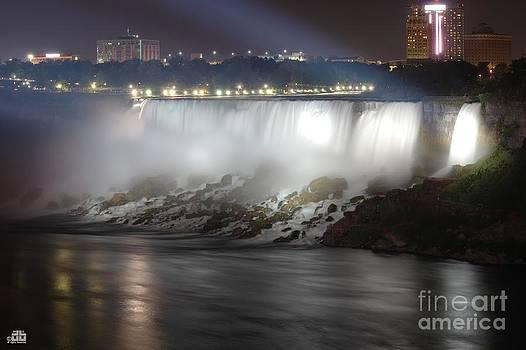 Niagara Falls by Dheeraj B
