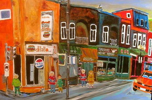 Michael Litvack - Notre Dame Antique Row