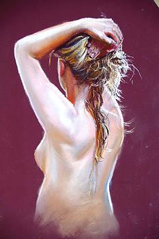 Nude Study by Lynda Robinson