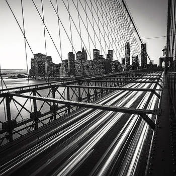 NYC Brooklyn View by Nina Papiorek