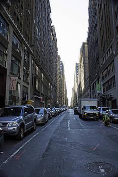 Terry Thomas - NYC City Street