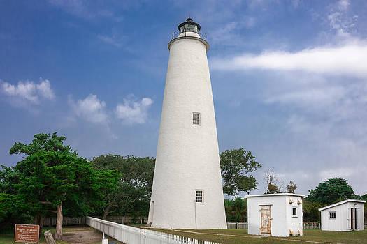 Mary Almond - Ocracoke Lighthouse