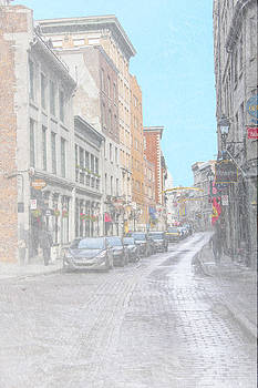 Old Montreal by Sonia Conforti