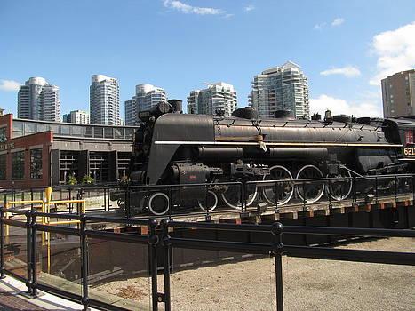 Alfred Ng - old train