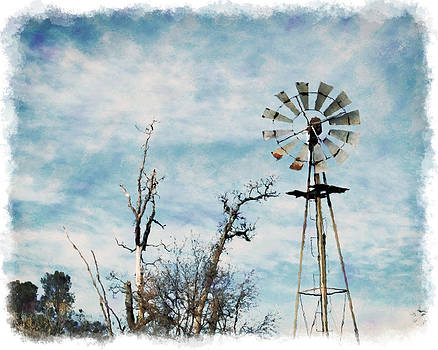 William Havle - Old West Wind Wheel